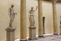 Rotunda, Altes Museum (Taylor Mc) Tags: berlin museum germany greek deutschland insel gods rotunda sculptures altes skulpture rotunde götter