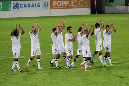 Vitória 4-0 Brasov