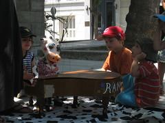 Athens Ventriloquist