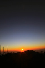 Sunrise (Alwita) Tags: morning sun slr sunrise canon indonesia eos good dslr jawa bromo eastjava annisa 50d canoneos50d canon50d alwita