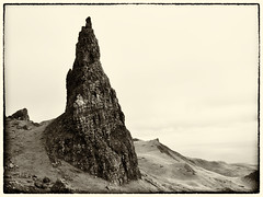 The Test of Time (Feldore) Tags: mountain rock scotland scottish peak single isle mchugh isolated resistance pinnacle storr syke feldore