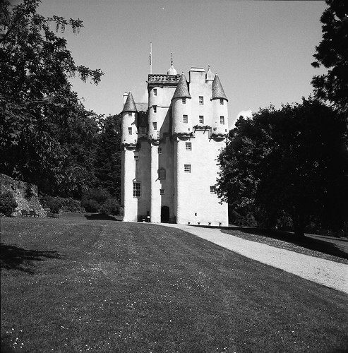 Castle Craigievar