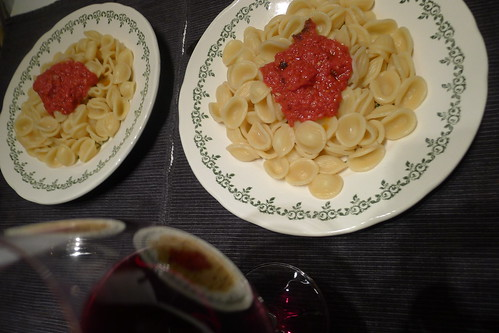 "Non-thermally ""cooked"" šalša - tomato sauce"