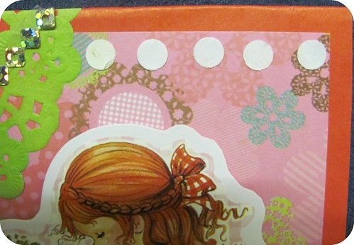 Sarah Kay Greeting Card 005