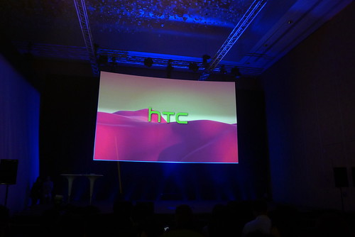 HTC Regional Media Launch