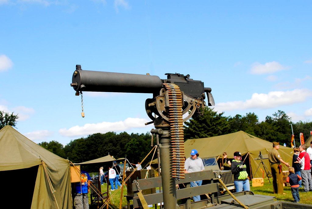 World War II Display at 2011 Wings & Wheels