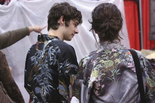 JapanFest - Kimono couple
