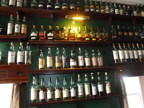 Quaich Whisky Bar, Craigellachie