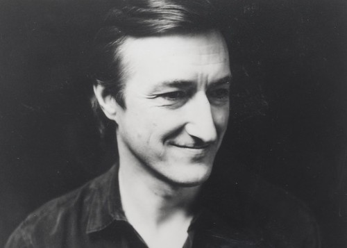 Julian Barnes headshot by Ross MacGibbon
