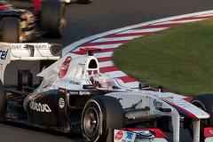 F1日本グランプリ2011 決勝日