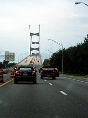 Dames Point Bridge in Jacksonville