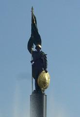 VIENNA 25-09-2011 (CLAUDIO 49) Tags: vienna austria monumento stalin liberazione soldato occupazione armatarossa trattato truppenaziste