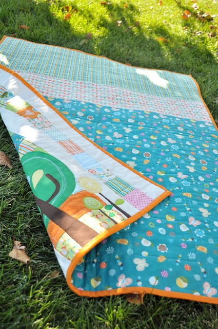 Happier Tree Quilt