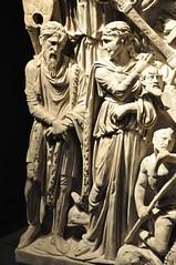 The losers on the Sarcophagus of Portonaccio
