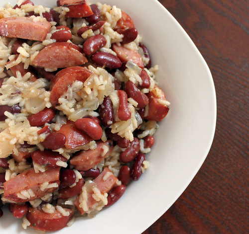 Red Beans and Rice 1