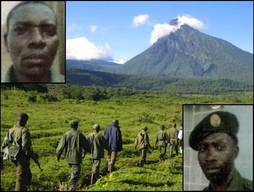 park guards lost in Virunga National Park