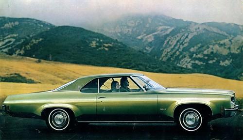 1972 Oldsmobile Delta 88 2 Door Hardtop