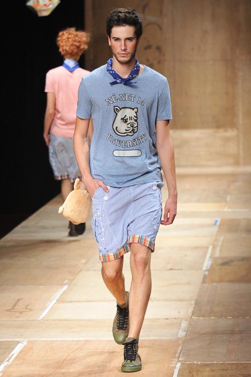 SS12 Tokyo Ne-net016_Julien Chanca(Fashion Press)
