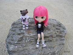 Tami y Maya de vacaciones