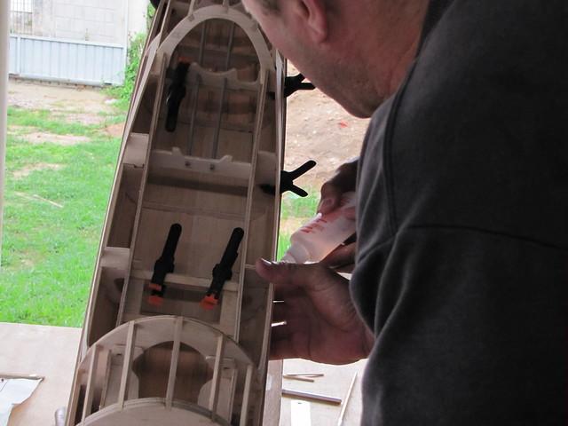 Montagem gratificante P-47 Thunderbolt Do Kit ao AR - Página 2 6265786223_9142475544_z