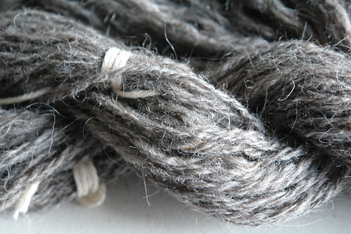 Louet Icelandic Handspun Yarn Close UP