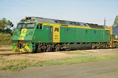 AN 4T (Malleeroute) Tags: an pirie an4 australiannational rpauanclass railpage:class=38 railpage:livery=10 railpage:loco=an4 rpauanclassan4