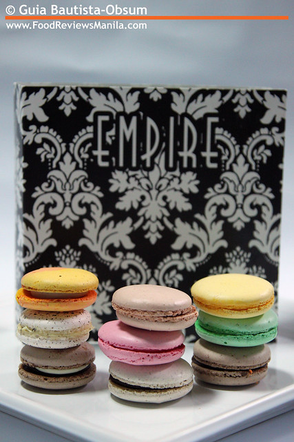 Empire Macarons 2