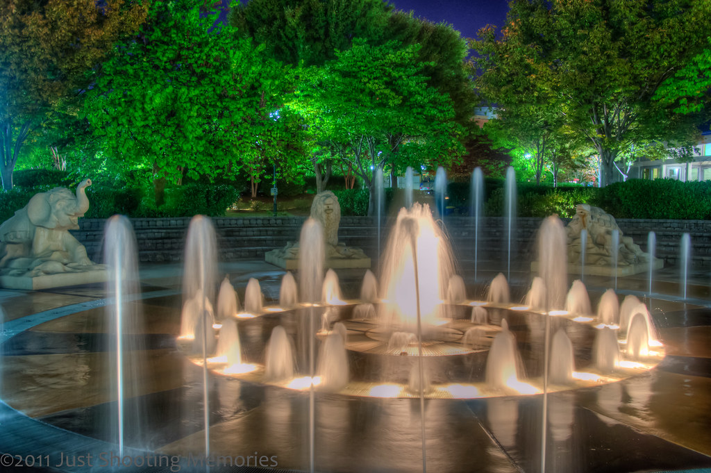 Coolidge Fountain 2