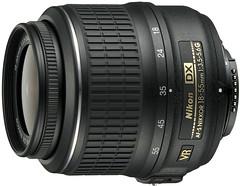 18-55mm f/3.5-5.6G AF-S VR DX NIKKOR