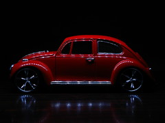 VW beetle (Zilioimagens) Tags: cars car miniatures indy beatle carro corrida fusca diecast wolkswagen miniaturas