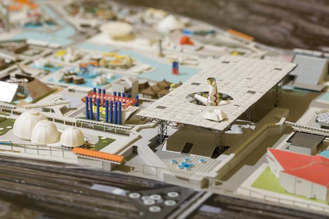 《Master Plan and Master Design of Trunk Facilities》2011 Tange Kenzo, Nishiyama Uzo