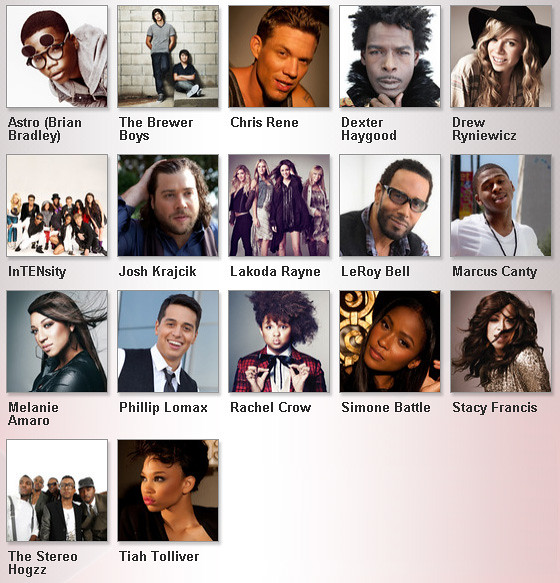 x factor usa top 17