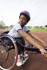 Participation project: East London Wheelchair Athletics Group - Deborah