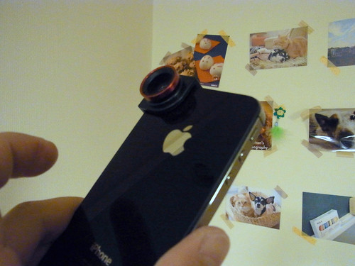 olloclip for iPhone4S