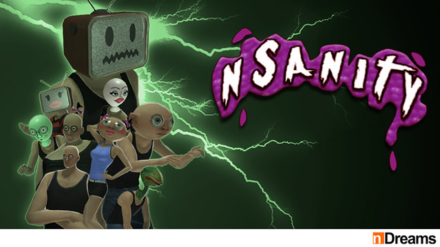 PlayStation Home: nSanityLandscapeBillboard