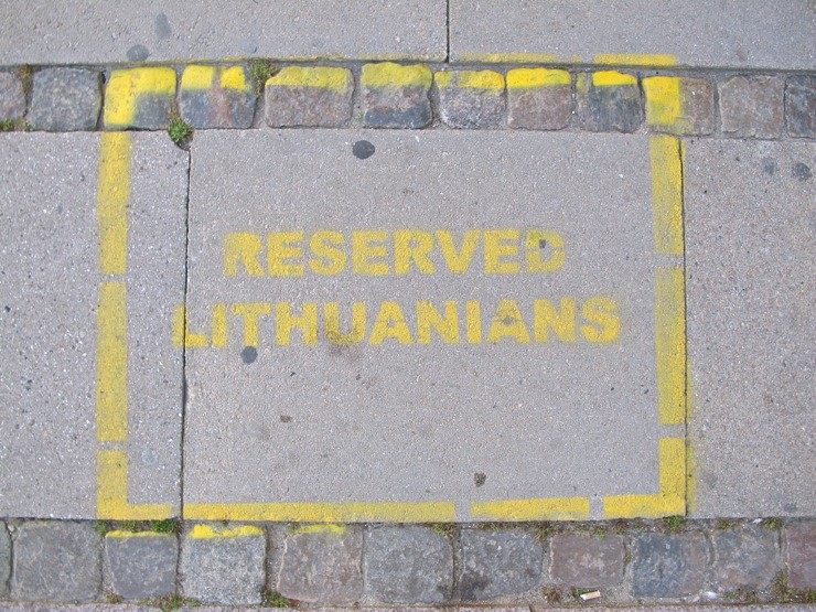 Reserved Lithuanians