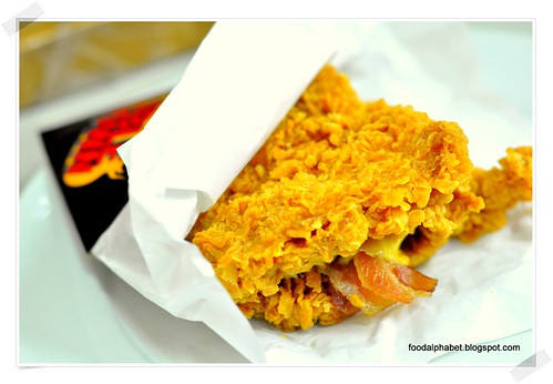 The Food Alphabet and More: KFC ZINGER DOUBLE DOWN is gonna rock ...