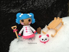 Mini Lalaloopsy Mittens Bundles Up (Nataloons) Tags: up mini edition mga 3rd mittens bundles lalaloopsy