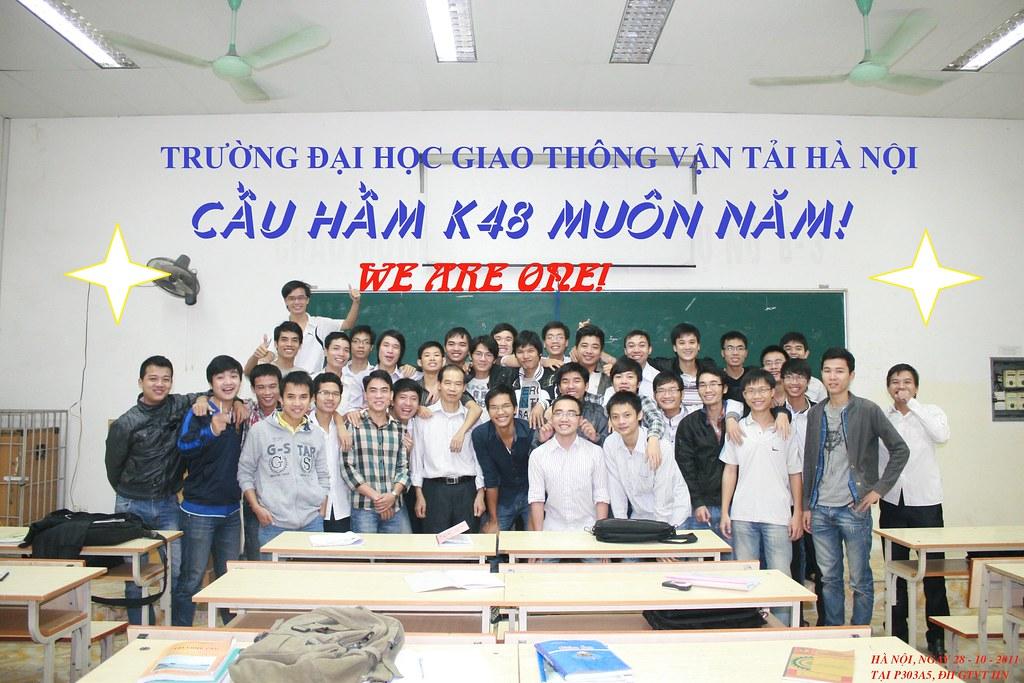 Cau Ham 48 Pro - ĐH GTVT HN