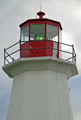 DGJ_4551 - Enrage Point Lighthouse (archer10 (Dennis) OFF) Tags: lighthouse canada island nikon novascotia free capebreton dennis jarvis d300 iamcanadian cheticamp 18200vr freepicture 70300mmvr dennisjarvis archer10 dennisgjarvis wbnawcnns enragepoint