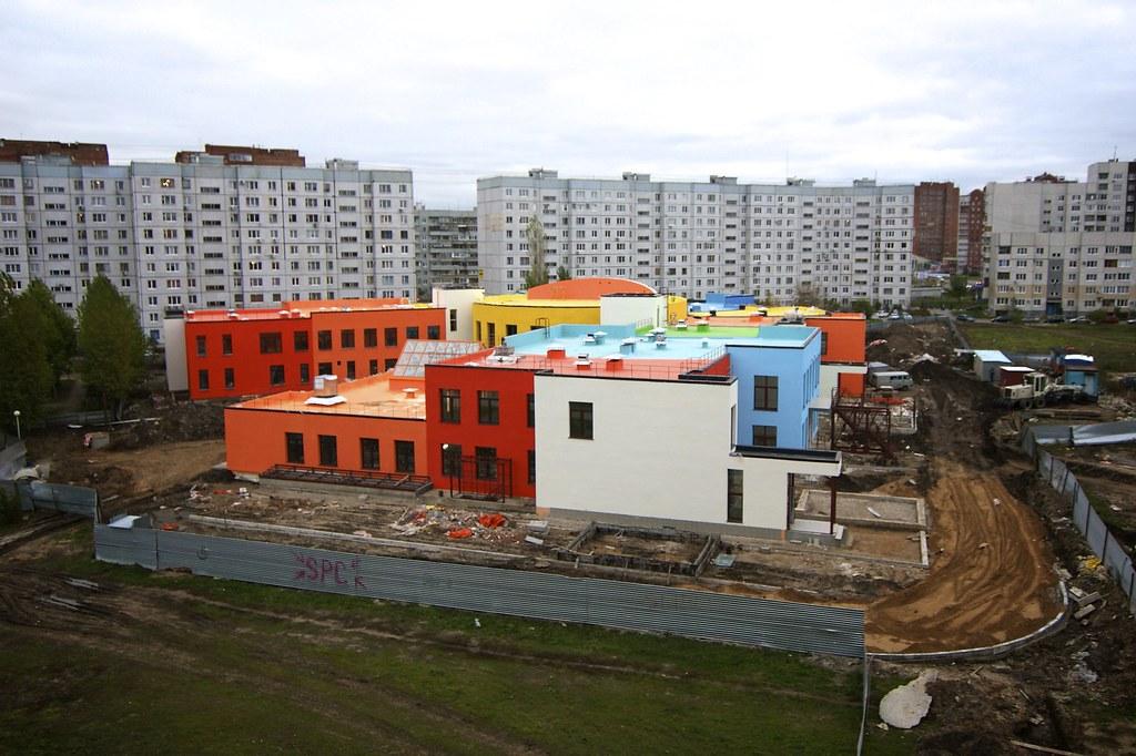 Детский сад в Тольятти