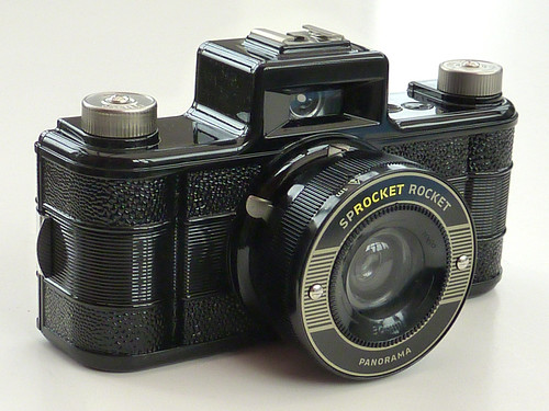 Lomography Sprocket Rocket by pho-Tony