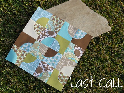 Modern Blocks Book - Last Call