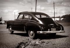 1949 Chevrolet Fleetline Deluxe (Martin van Duijn) Tags: chevrolet deluxe 49 1949 fleetline sedanette sedanet