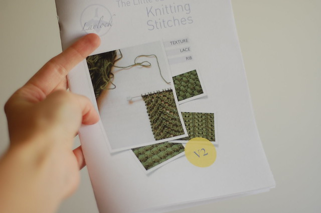 The Little eBook of Knitting Stitches