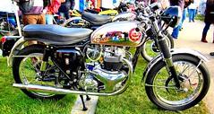 twin motorcycles classics reflexions motorbikes caferacer a10 bsa 650cc rocketgoldstar