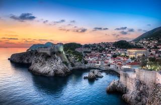 Fort Lovrijenac - Dubrovnik's Gibraltar (Dubrovnik, Croatia)