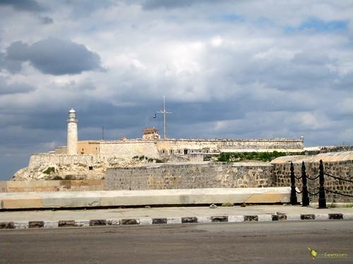EL Morro Fort - Havana Cuba