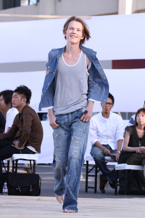 Julian E. 3025_SS12 Tokyo FACTOTUM(Fashionsnap)