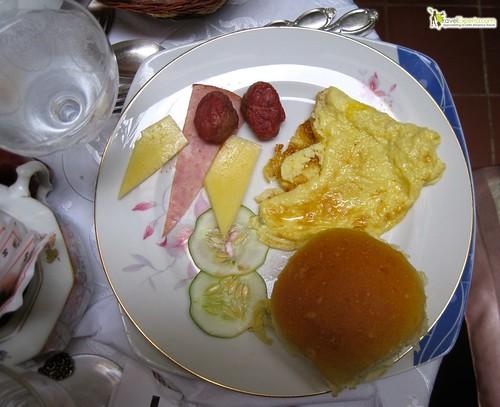 Tortilla - Eggs - Cuba Style